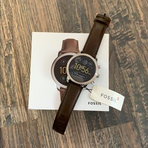 NWT Fossil Gen 3 Smart Watch / Q Explorist